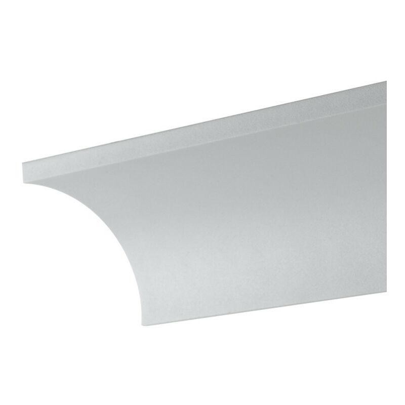 Plafoniere Da Muro A Led : Applique fan da parete a led w k luce naturale mustang