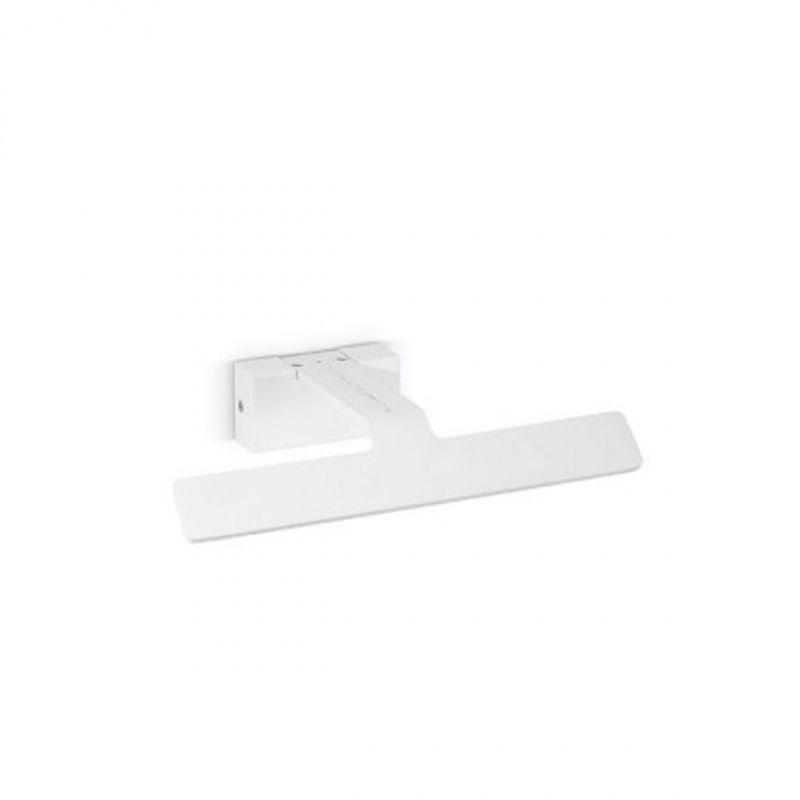 Applique ge gap w led lampada parete specchio quadro bianco