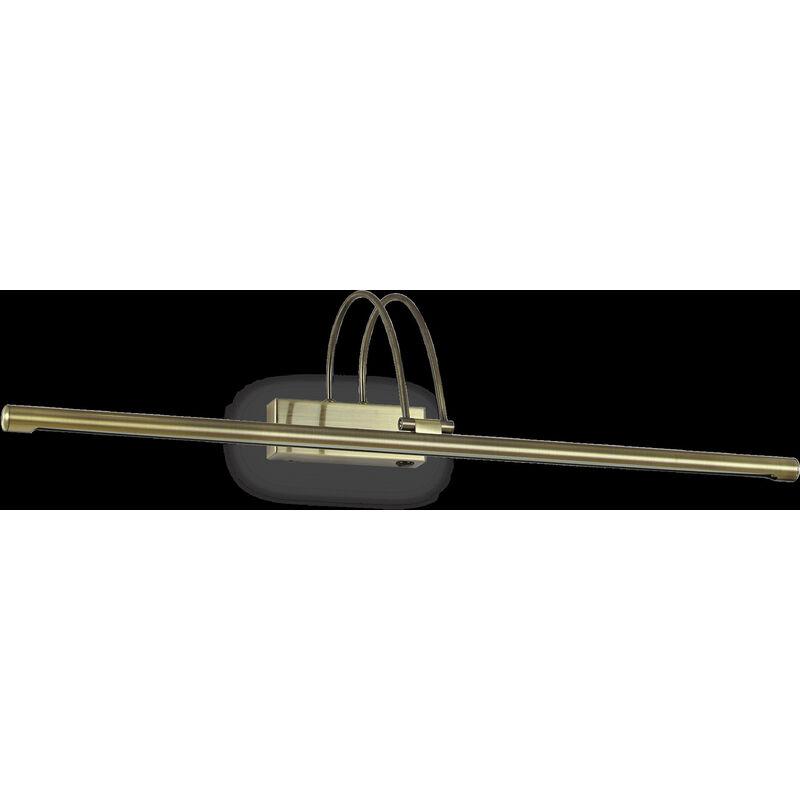 Lampada Da Parete 50w Gu10 Brunito - Ideal Lux