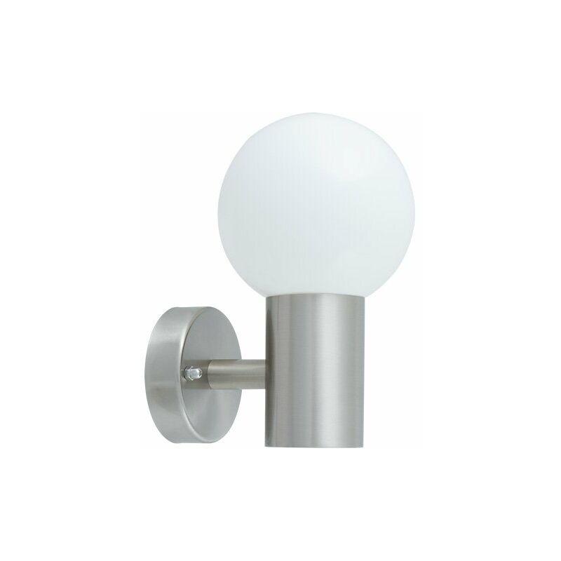 Applique Lampada Da Parete Kanlux Aspa 20L-Up Art. 23601 E27 7W Led Gt-Lux Esterno Ip44
