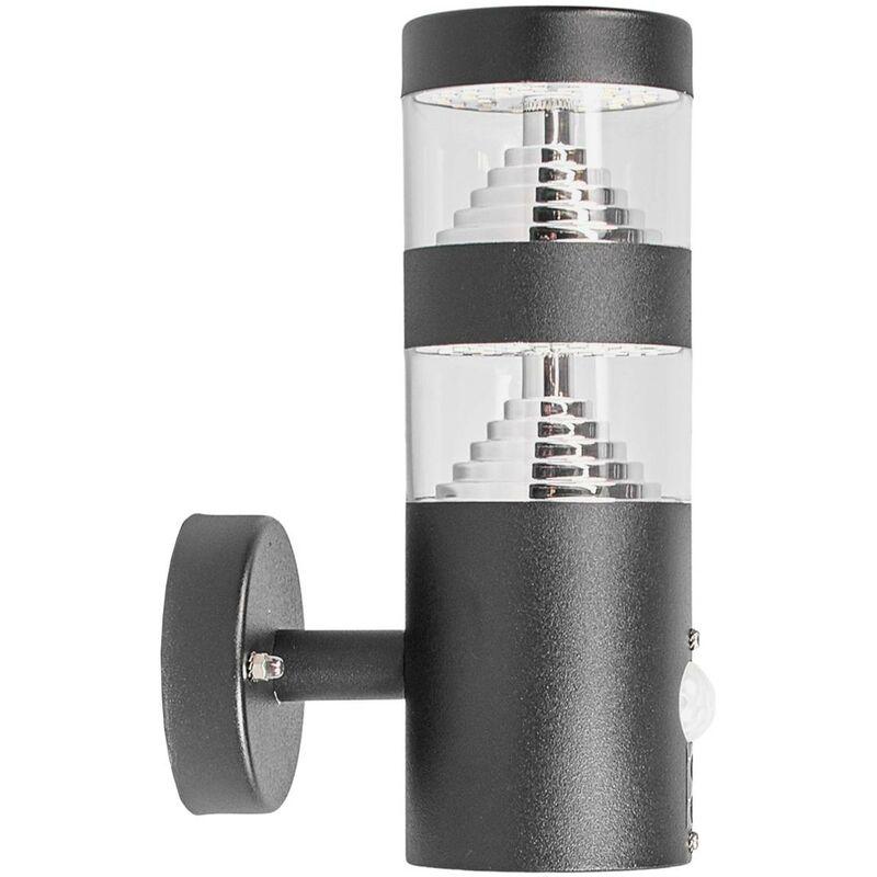Applique LED da esterni Lanea con sensore - LINDBY