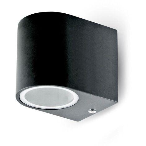 """main image of """"Applique Murale Extérieure LED Encastrable 2W Ip65 Carrée Blanche Vt-1152"""""""