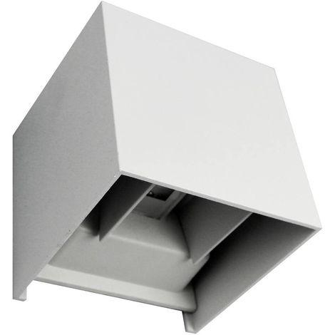 Applique LED extérieure Megatron Wing MT68001 LED intégrée Puissance: 6 W blanc chaud