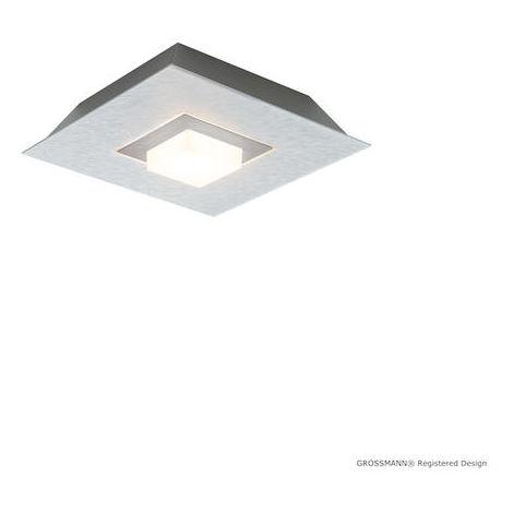 Applique Led Grossmann Karree Aluminium 51 783