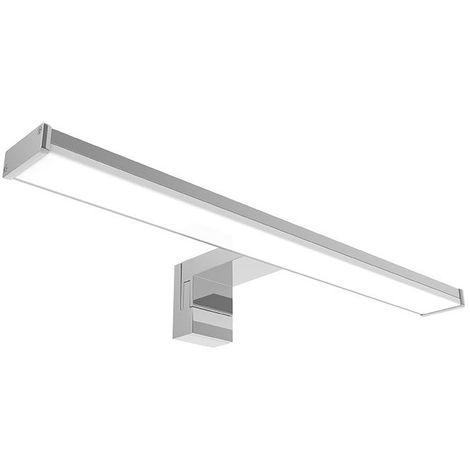 """main image of """"Applique LED Miroir de salle de bain 15W (140W) Blanc neutre 4000°K Finition Alu"""""""