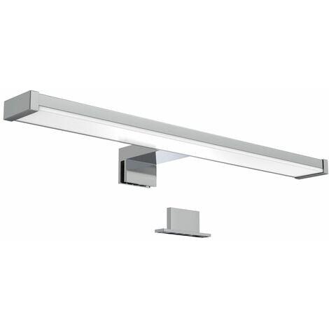 Applique LED miroir salle de bain luminaire pour maquillage IP44 platine LED 7W