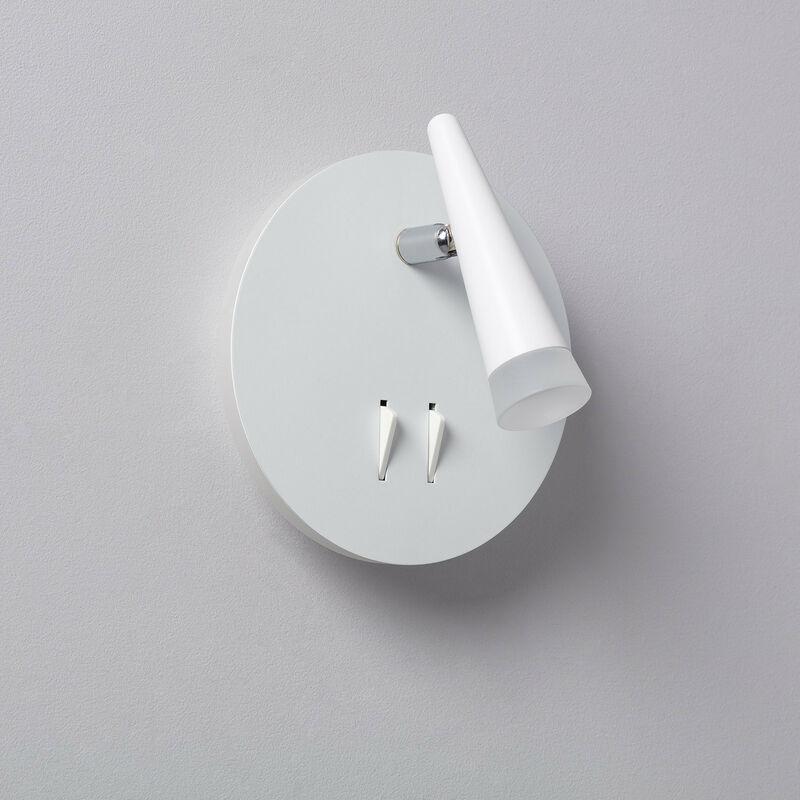 Applique LED Verne 9W Bianco