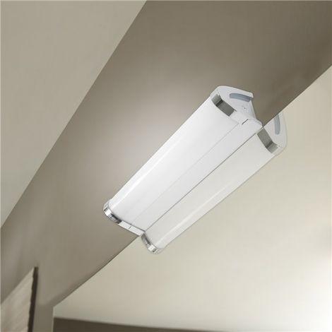 Applique lumineuse salle de bain Réglette tube fluo 8W 625 lumens