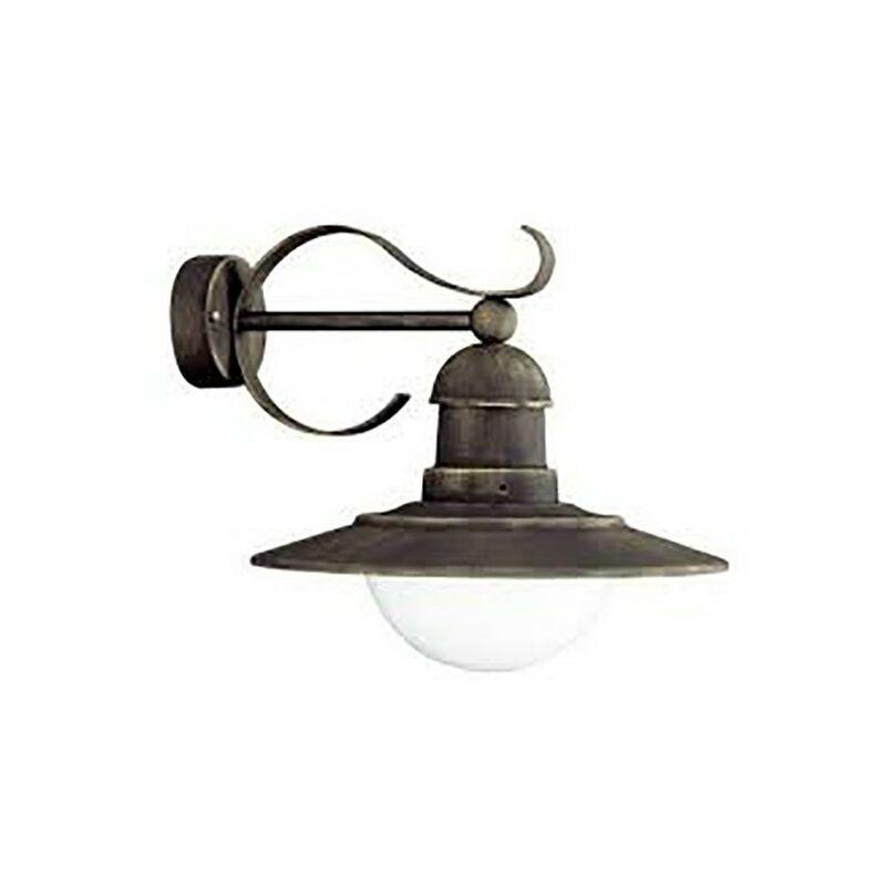 Applique massive palermo lampada parete da esterno