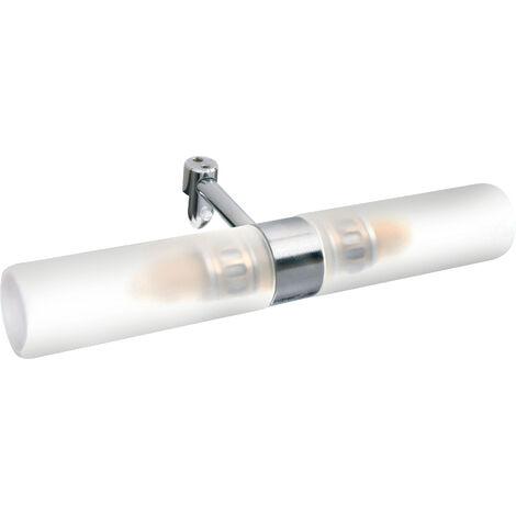 Applique miroir TORA IP44 avec 2 lampes G9 28W