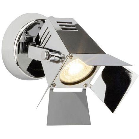 Applique MOVIE LED 1x5W GU10 CHROME
