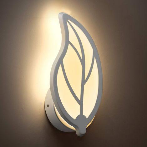 Applique Murale 9w Interieur Lumiere Moderne Simple Lampe Led Pour