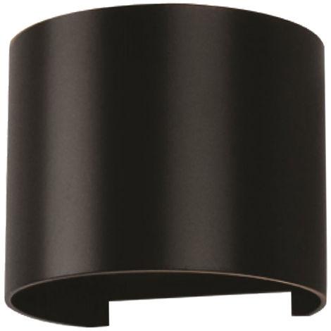 Applique Murale Extérieure LED  6W Ip65 Grise Vt-756