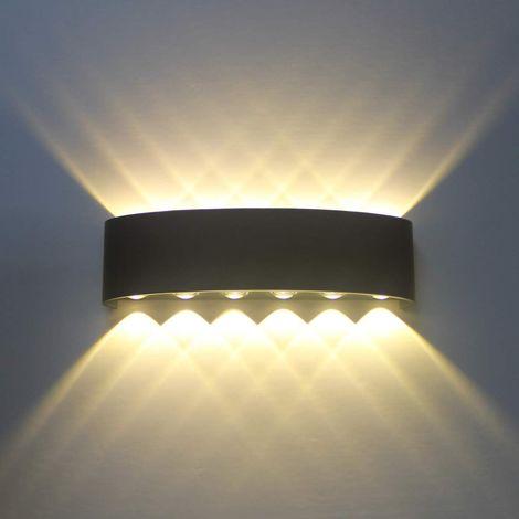 Moderne pour Salon & Salle à manger Eclairage Applique Lampe ...