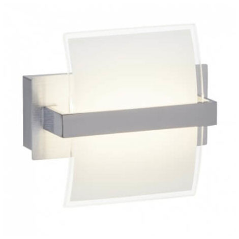 Applique Murale Led Avec Interrupteur Trust Chrome Bril G94320 15