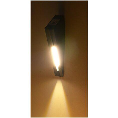 Applique murale LED COB 3W(30W) IP54 Blanc chaud 3000°K