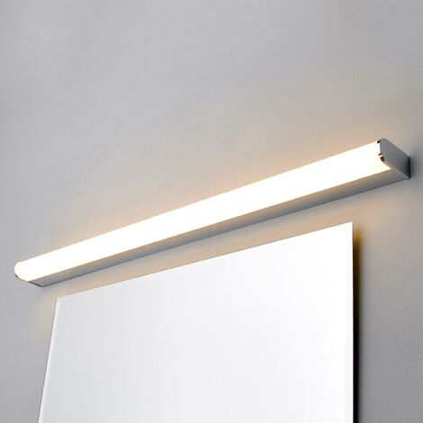Applique Murale LED \'Philippa\' en métal pour salle de bain -