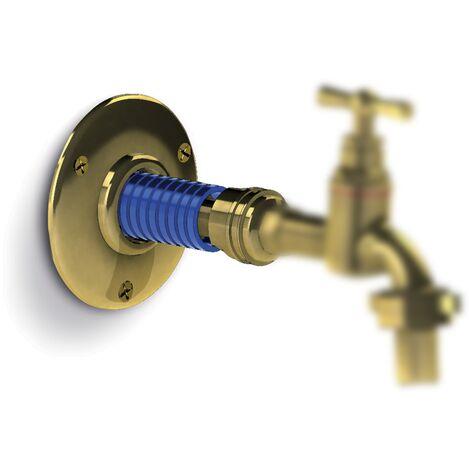 Applique robinet de jardin APLIC'EASY laiton PER glissement Ø16