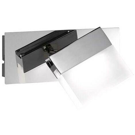 Applique salle de bain LED 1 lumière Galatée - Blanc