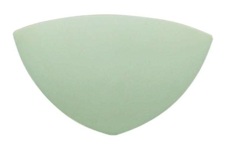 Applique verniciabile angolo in ceramica liberti design angolo