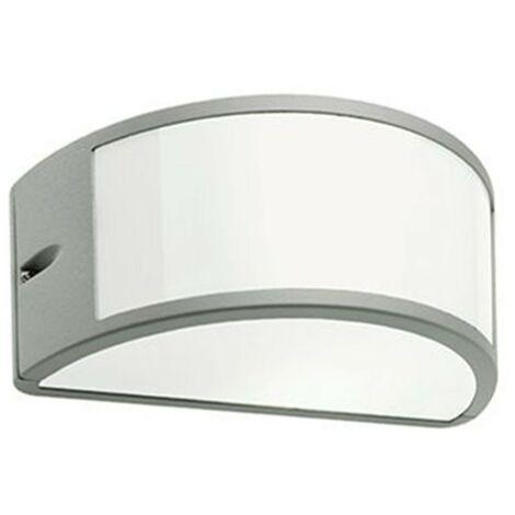 Appliques Sovil de l'Ombrie aluminium 1XE27 mur IP44 473/72