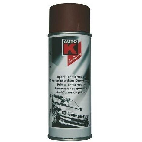 Apprêt anti-corrosion brun rouge aérosol 400ml