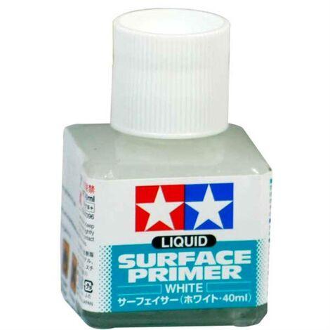 Apprêt Blanc Tamiya