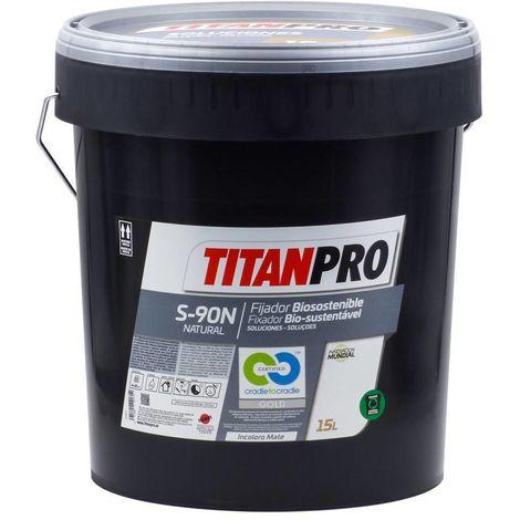 Apprêt de fixation biosotenible S90N 15L Titan Pro
