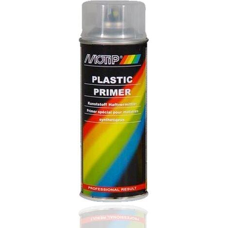Apprêt plastique, primer 400ml, M04063 - Motip