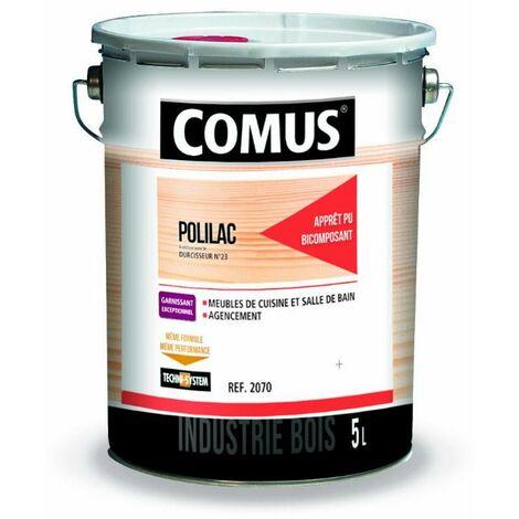 Apprêt polyuréthane Polilac 2070 COMUS - Blanc - Pot 1 L - 7786