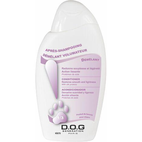 Après-Shampooing démêlant Volumateur Dog Generation