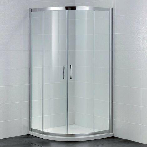 April Products Identiti2 Sliding Quadrant Shower Enclosure