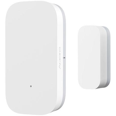 Aqara, sensor de puerta de la ventana, ZigBee inalambrica-Conexion / Control de APP,1PCS