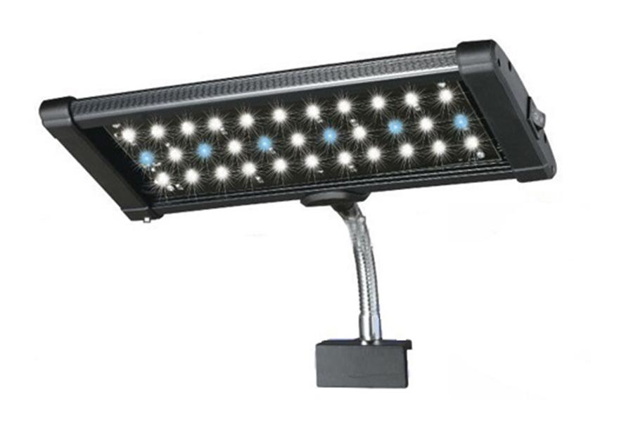 Plafoniere T5 Per Acquari : Aql plafoniera super bright clip on led w con