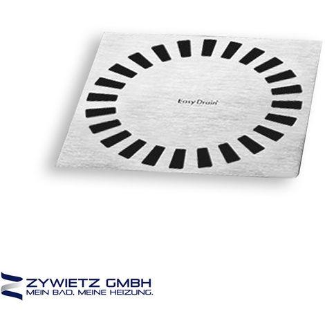Aqua Brilliant Badablauf waage- und senkrecht 65 - 103 mm