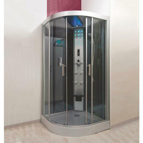 Equipamiento para un mayor confort en cabina de ducha de hidromasaje