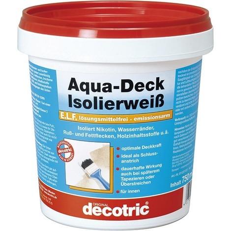 Aqua-Deck Isoléblanc ELF750 ml Dose decotric
