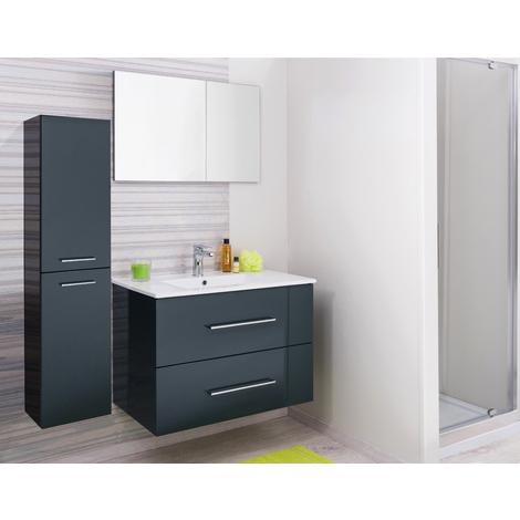 Aqua+ - Ensemble Meubles de salle de bain SHILOH - Différents modèles disponibles