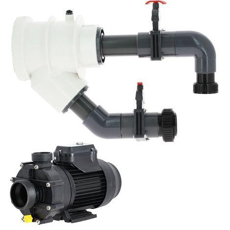 Aqua Flow Jet de Aquatechnix - Kit nage contre courant