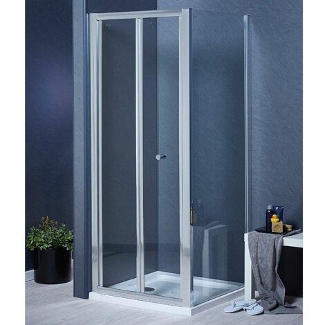 "main image of ""Aqua-I6 900mm Shower Side Panel"""