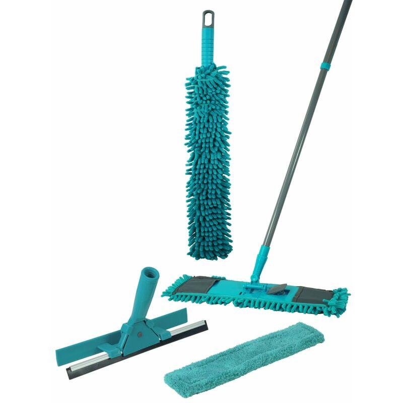 Image of Cleaning Set 7 pcs - Turquoise - Aqua Laser