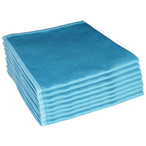 Aqua Laser Dust Cloth Set 8 pcs Diamond