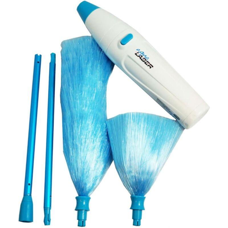 Image of Turbo Duster - Blue - Aqua Laser