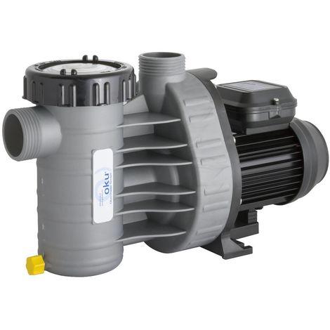 Aqua Plus 6 - Filterpumpe 6m³/h bis 36m³ Wasserinhalt 23006242