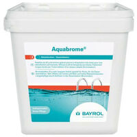 Aquabrome BAYROL - 20g bromine tablets for permanent disinfection