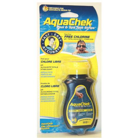 Aquachek Jaune de Aquachek - Analyse de l'eau