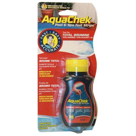 Aquachek Rouge de Aquachek - Analyse de l'eau