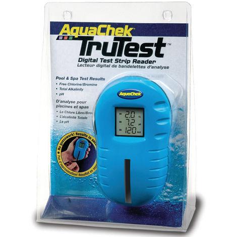 AquaChek TruTest digitales Lesegerät Rev.2.2 inkl. 25 Teststreifen