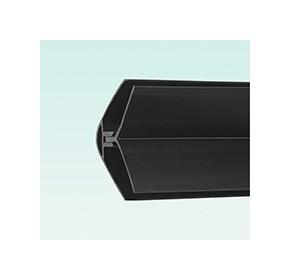 Image of Aquabord - Aquaclad Multifunctional Corner Black