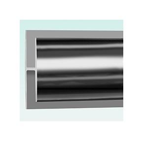 Image of Aquaclad PVC Joint Trim - Silver